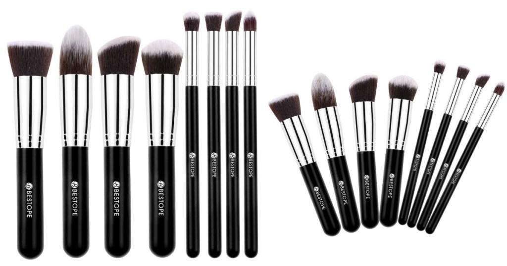 BESTOPE Makeup Brush Set