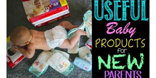10 Useful Baby Products for New Parents