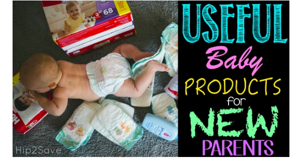 Useful Baby Products for New Parents Hip2Save