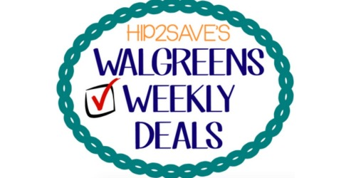 Walgreens Deals 7/31-8/6
