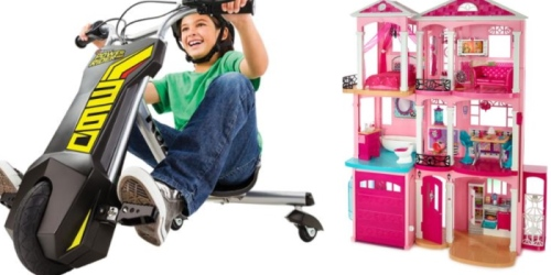 Walmart Clearance: Razor Electric Tricycle Possibly $59 & Barbie Dreamhouse Only $20