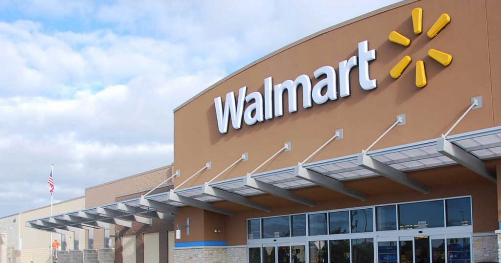 popular store shopping guides – walmart Store front