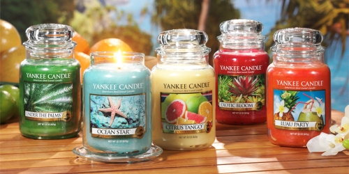 Yankee Candle: Buy Up to 3 Large Candles, Get Up to 3 Free Coupon (In Store & Online)
