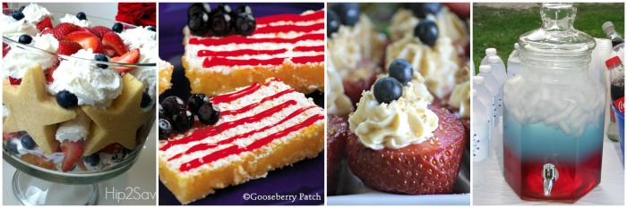 4th of July Party Recipes Hip2save.com