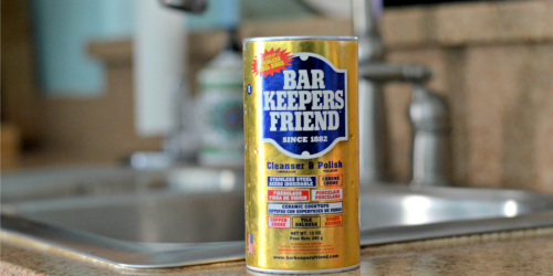How to Clean Almost Anything With Bar Keepers Friend