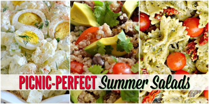 Best Summer Salads by Hip2Save.com