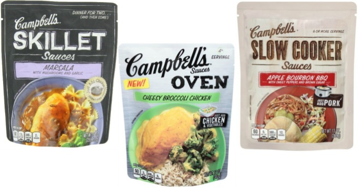 Campbell's Dinner Sauces