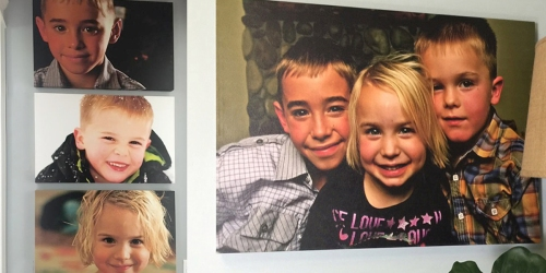 Simple Canvas Prints: 18″ x 24″ Photo Canvas Prints ONLY $29.99 Shipped + More