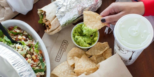 """Chipotle """"Chiptopia"""" Summer Rewards: Earn FREE Entrees & More (Starting July 1st)"""