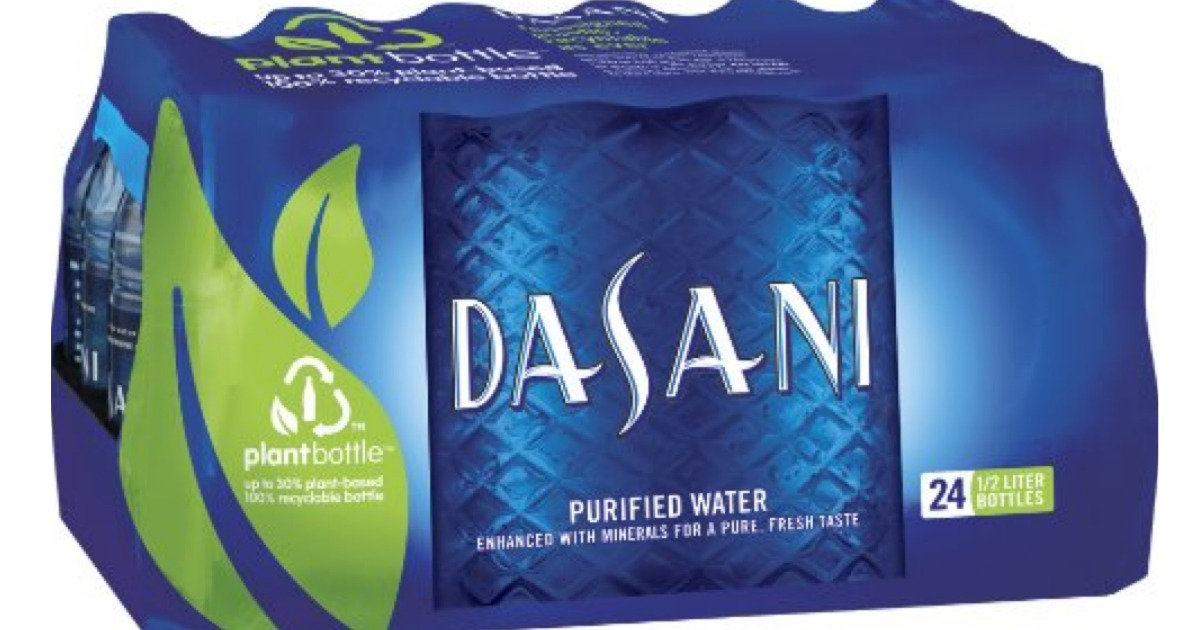 Sorry, no Dasani offers currently available.