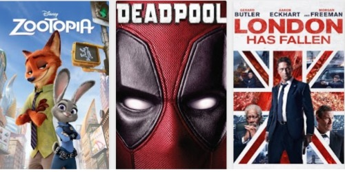 Google Play: 50% Off ONE Movie Rental