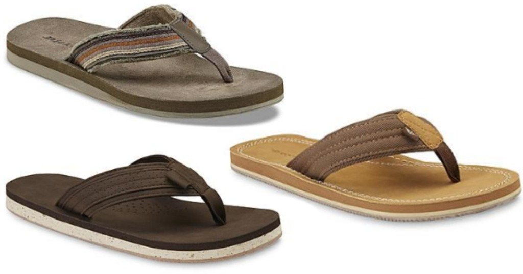 76af010d8bf Sears.com  Dockers and Dickies Men s Sandals Only  6.67 (Regularly ...