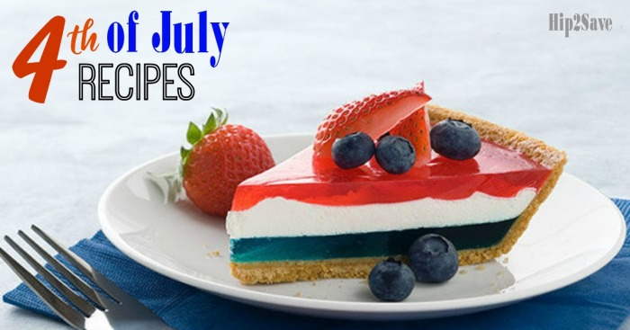 Twenty 4th of July Recipes from Around the Web