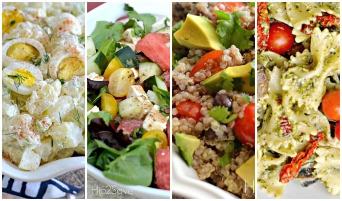 Easy Summer Salads Hip2Save.com