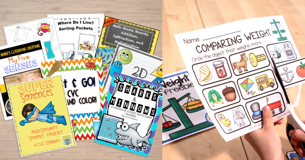 Educents Free Prek 3rd Grade Educational Bundle Download 20 Value