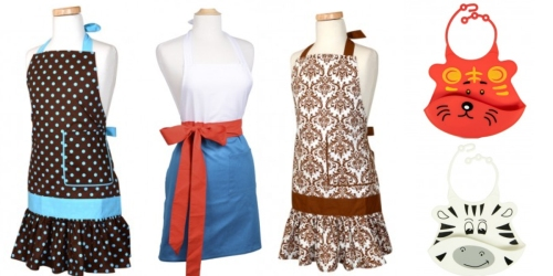 Flirty Aprons: 30% Off + Free Shipping