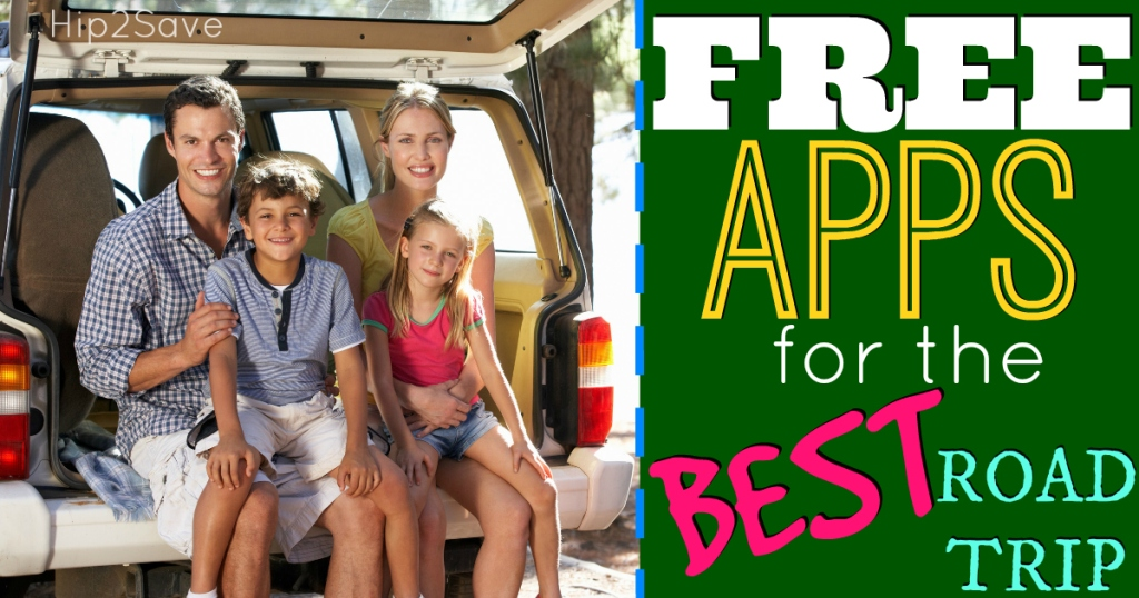 Free Apps for Road Trip