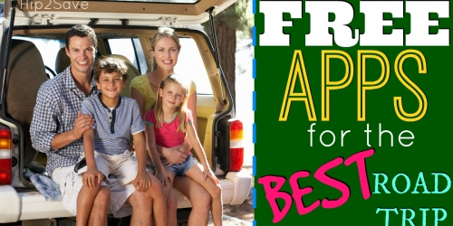 Free Apps for the Best Road Trip Ever