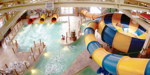 Zulily: Great Wolf Lodge Vacation Packages Starting At $119 Per Night ($240 Value)