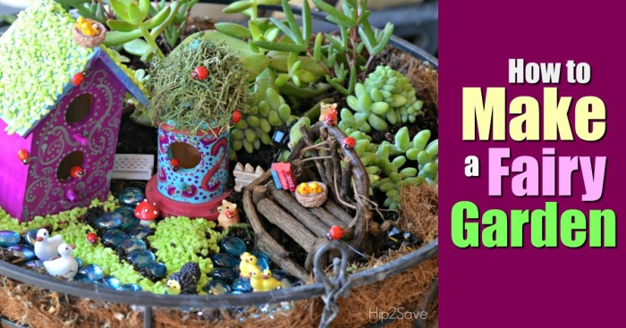How to Create a Whimsical Fairy Garden