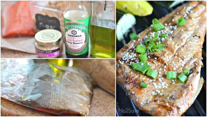 How to Grill Salmon by Hip2Save.com