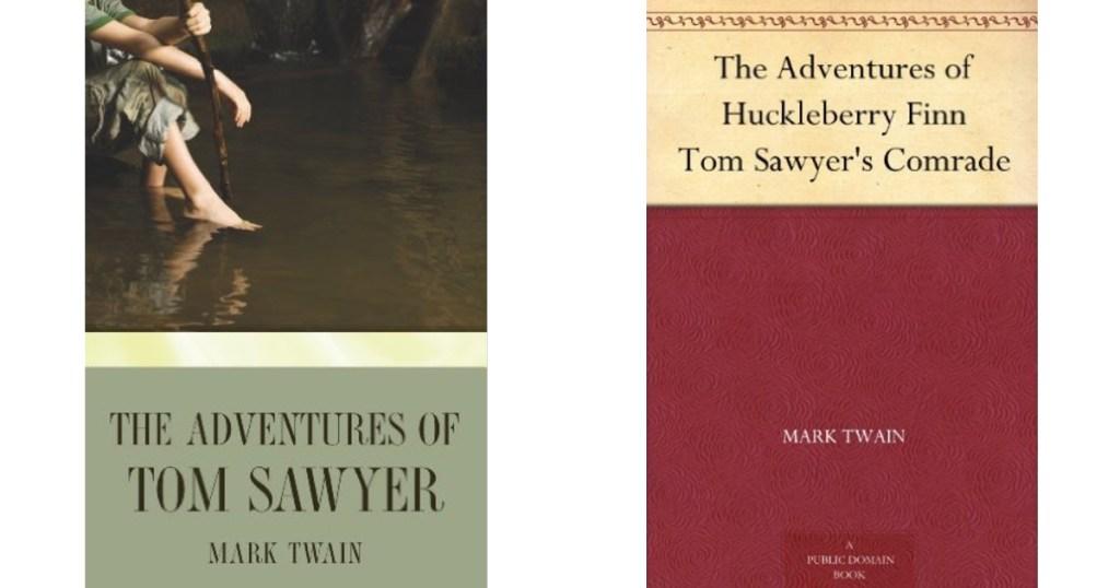 Amazon: Free The Adventures of Tom Sawyer Audiobook AND
