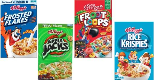 Kellogg's Cereals