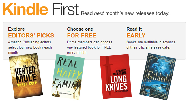 kindle-first