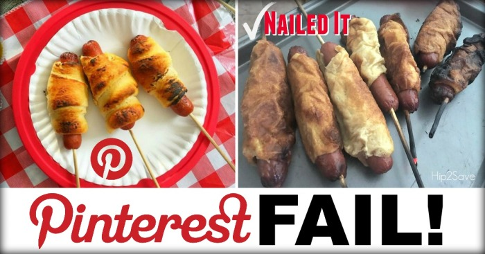 Keepin' it Real by Sharing My Pinterest Fail…