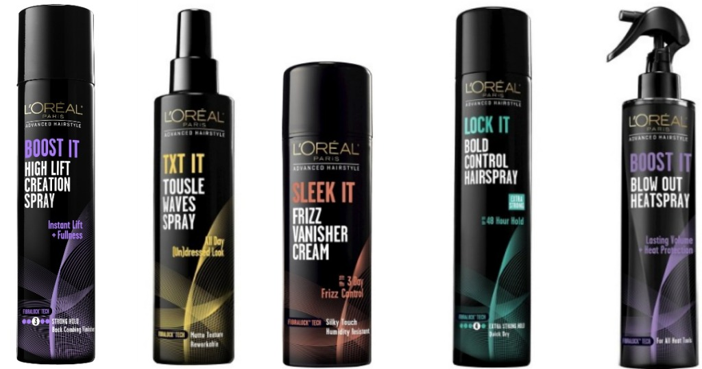 L'Oreal Advanced Stylers
