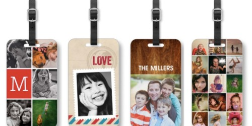 Kellogg's Family Rewards: Possible FREE Shutterfly Luggage Tag Offer (Check Inbox)
