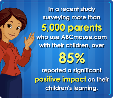 ABCmouse com: 53% Off Annual Subscription (Just $3 75 Per