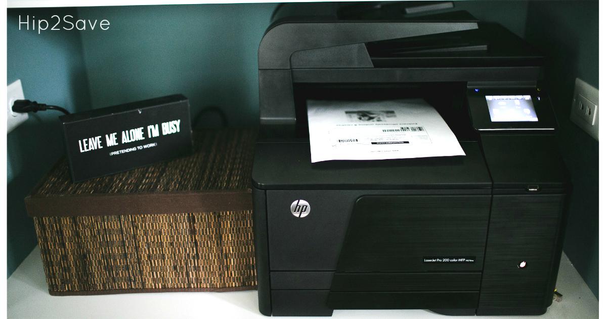 target coupon printer wont install