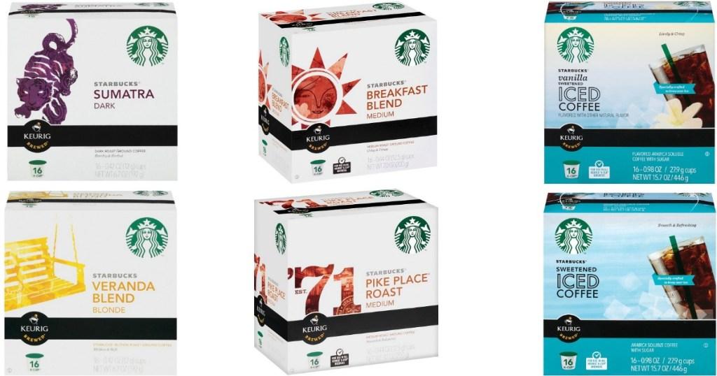 Starbucks Target Stock Up