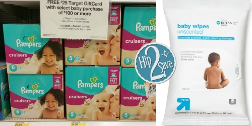 Target: *HOT* Deals on Pampers & Luvs Diapers, Huggies Little Swimmers & More