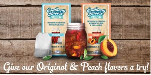 5,000 Win Southern Breeze Sweet Tea Sample Pack