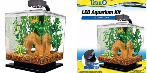 PetCo: Up to 40% off Fish Aquariums and Kits + Free Shipping