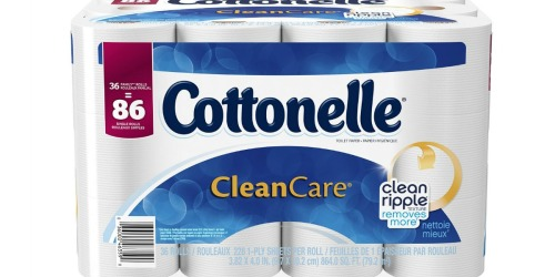 Need TP? Score Great Deals on Cottonelle Toilet Paper Without Leaving Home…