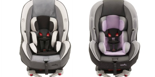 Evenflo Momentum DLX Convertible Car Seat Only $114.88 Shipped (Regularly $189.99)