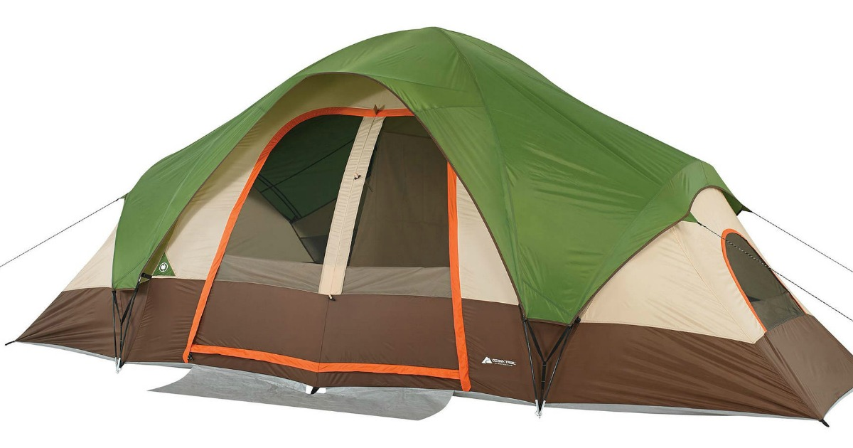 Walmart: Ozark Trail 8-Person Dome Tent Only $69 ...