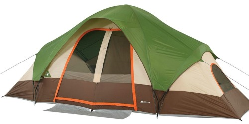 Walmart: Ozark Trail 8-Person Dome Tent Only $69 (Regularly $89.97)