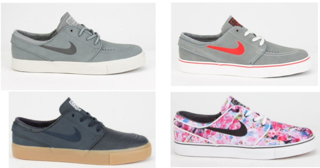 9adfd11d88602d NIKE SB Zoom Leather Mens Shoes Only  39.99 Shipped - Reg.  89.99 (+ ...
