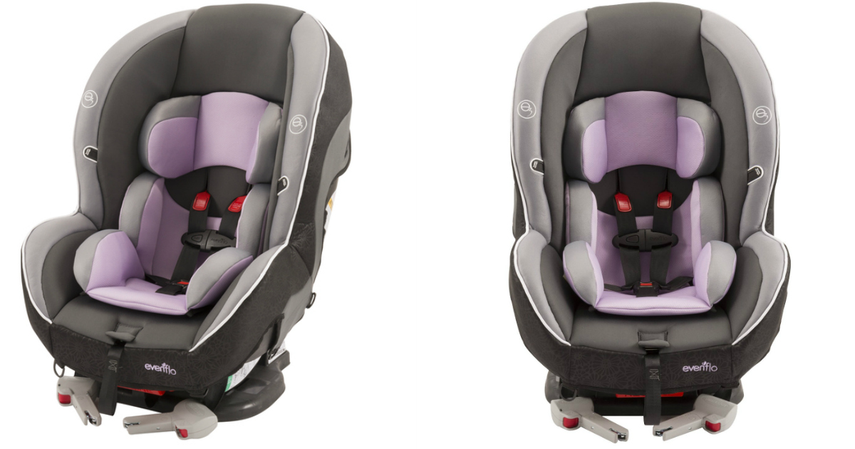 Evenflo Momentum DLX Convertible Car Seat Only 9988 Shipped Regularly 18999