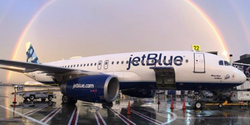 JetBlue Airlines: One-Way Flights Starting at $34