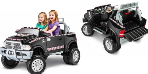 Walmart: KidTrax Ram Dually Battery-Powered Ride-On ONLY $199 Shipped (Regularly $379)