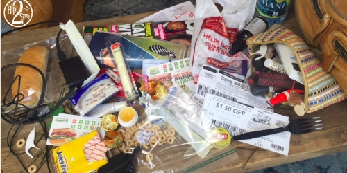 I'm Sharing What's in My Purse …AND What's REALLY in MY Purse!