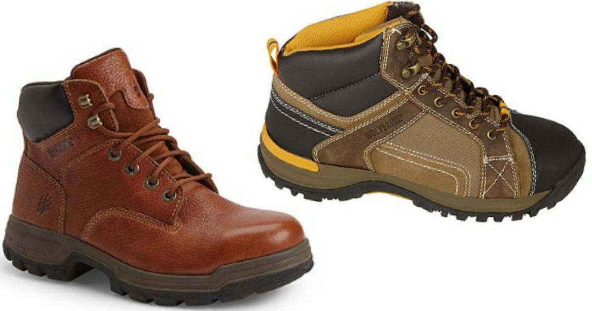 wolverine work boots for sale