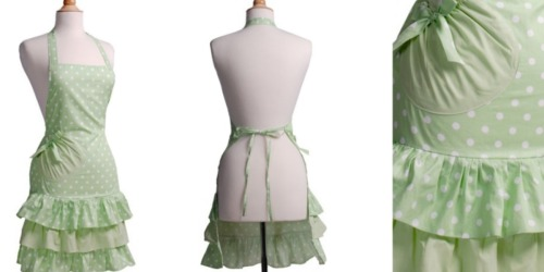 Flirty Aprons: Women's Mint-a-liscious Apron Only $9 Shipped (Regularly $27.95)