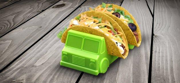 Taco Truck Holders