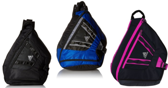 Adidas Capital Sling Backpack. Up To 50 Off Adidas Training Arel Sling 6b9a523c89c7d